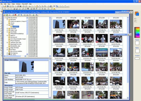 Photo Pos Pro - Visualizador de imágenes