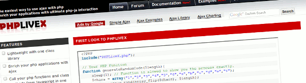 phplivex-framework-php