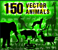 vectors-animals2