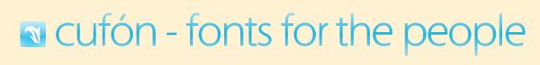 cufon-fonts-for-the-people Cufón - Usar cualquier tipografía en una página web