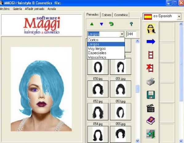 2 Maggi 60 cortes de pelo