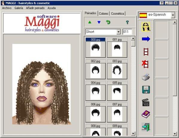4 Maggi 60 cortes de pelo