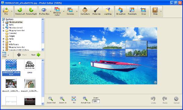 3 herramientas para retocar maquillaje digitalmente for Editor de fotos efectos