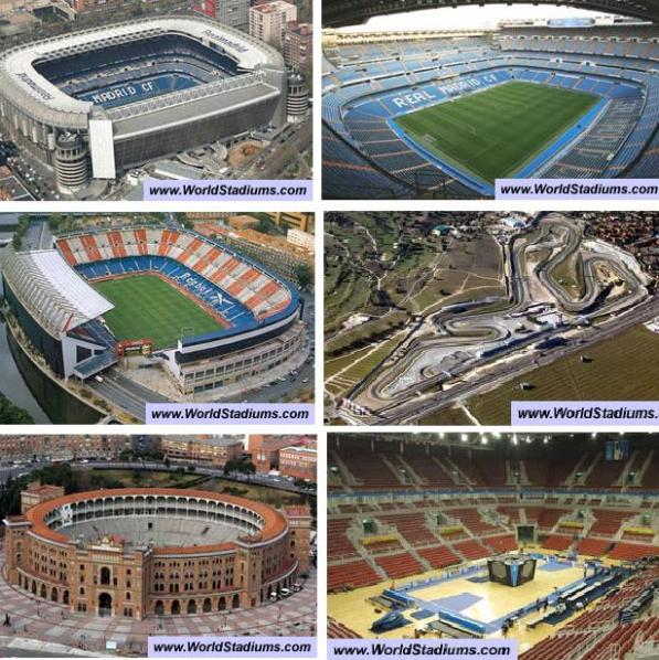 4 World Stadiums