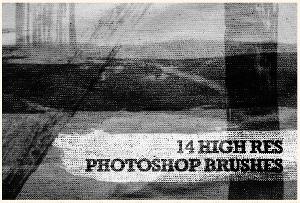 brushes-photshop 2 Recopilaciones de brushes gratis para Photoshop