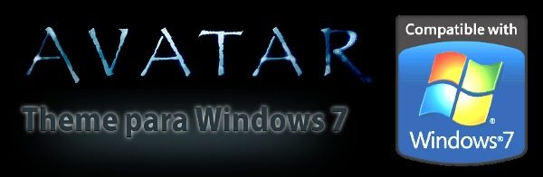 Avatar theme para Windows 7