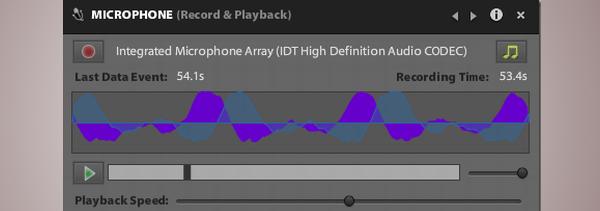 microphone Microphone - Grabadora de sonidos Adobe Air con código fuente
