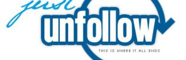 1-JustUnfollow-quienes-no-te-siguen JustUnfollow: Sepan qué usuarios de Twitter que ustedes siguen no los siguen