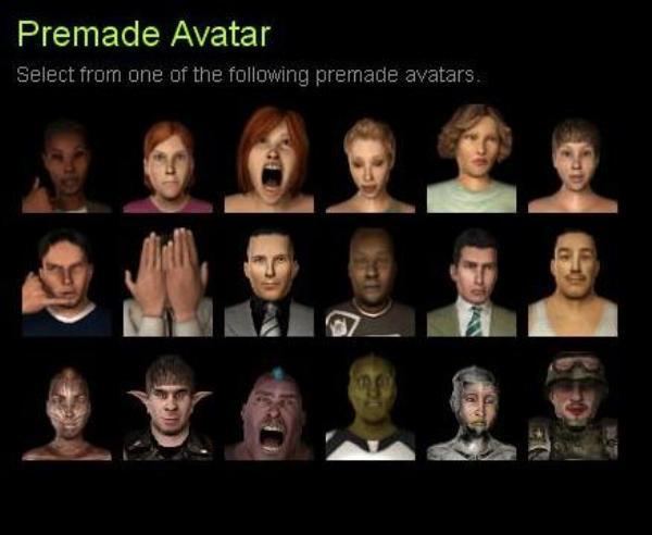 2-Avatara-avatares-en-3D-web Avatara: Creen un avatar animado de ustedes mismos