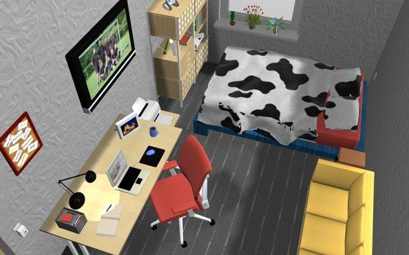 6 programa gratis para dise ar interiores en for Programa para disenar interiores