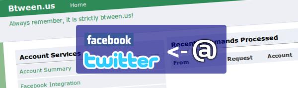 btweeen-us Btween.us - Servicio para publicar en Facebook y Twitter desde un email