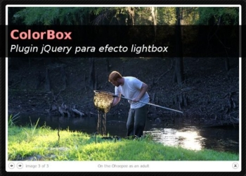 ColorBox - Plugin jQuery