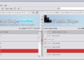 ComparePSD - Comparar archivos PSD - Intrefaz