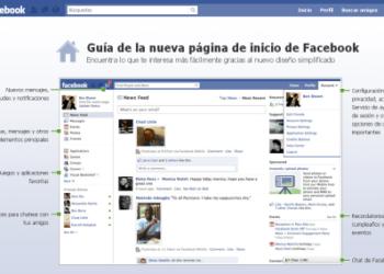Facebook - Página de inicio (nueva)