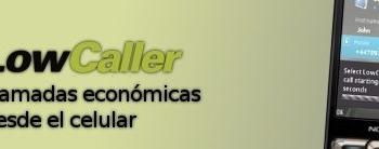 LowCaller - Llamadas económicas