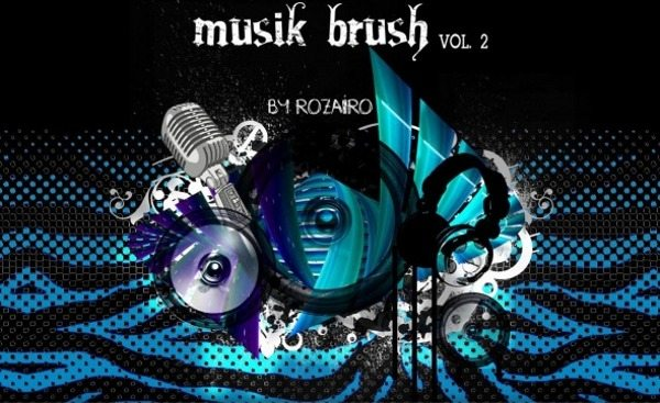 Musik Brushes Vol 2