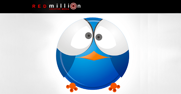 RedMillon - Twitter icon