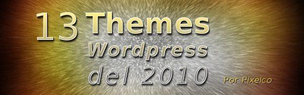 wordpress-theme-2010 13 Themes gratis para Wordpress del 2010