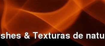 25 Brushes y Texturas de naturaleza