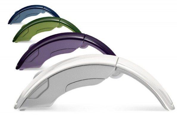 3-Microsoft-Arc-Mouse-arco Microsoft Arc Mouse: Un curioso ratón arqueado
