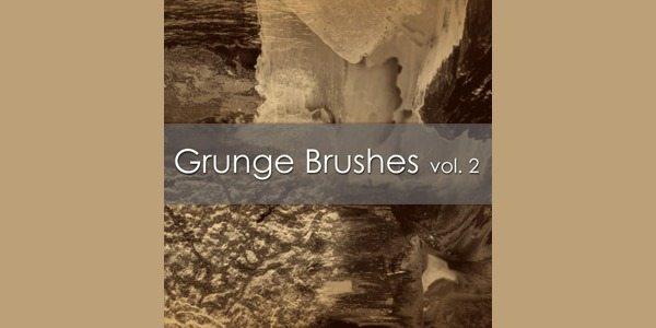 Grunge Brushes - Photshop Brushes