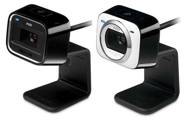 LifeCam-HD-5000-y-HD-6000-dos LifeCam HD-5000 y HD-6000: Las nuevas cámaras Web HD de Microsoft