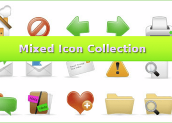 Mixed Icon Collection - Iconos gratis
