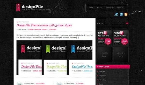 designpile-theme-wordpress