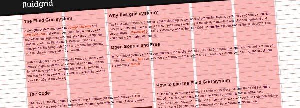Fluigrid - Framework CSS