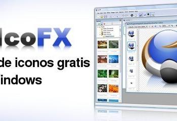 IcoFX - Editor de iconos gratis