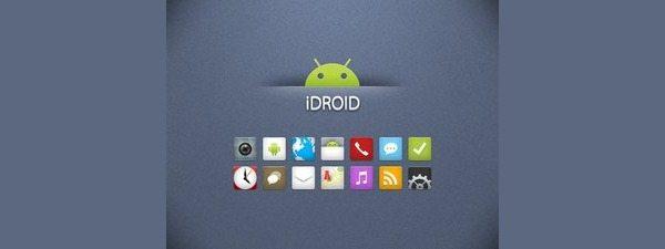 iDroid - Iconos para Android
