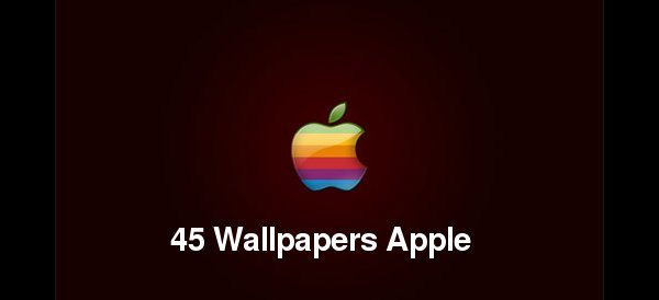 Wallpapers Apple