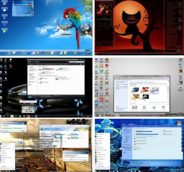 2-100-temas-para-windows-7-gratis 100 excelentes temas gratis para Windows 7