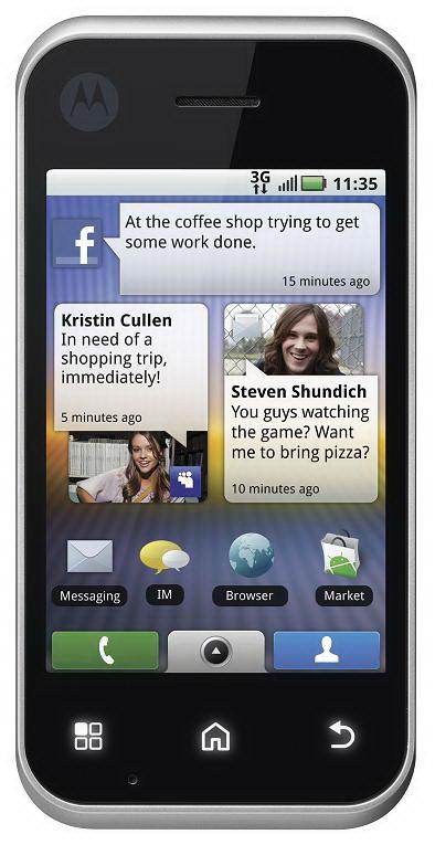 4-Motorola-Backflip-celulares-pixel Nuevo Motorola Backflip con teclado QWERTY giratorio