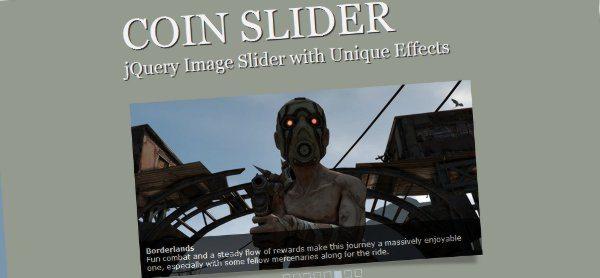 Coin Slider - Plugin jQuery