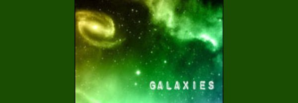 Galaxies - Brushes Photoshop