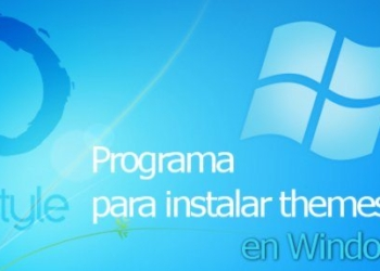 UXStyle - Programa para instalar themes en Windows 7