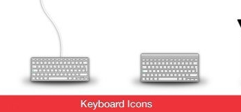 Keyboard - Icons