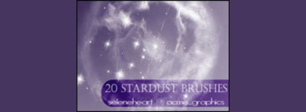 stardust - Brushes Photoshop