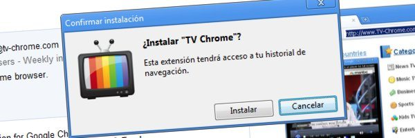 TV Chrome