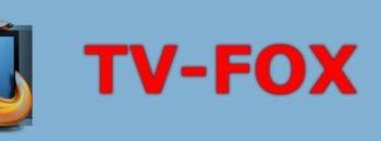 TV-FOX - Plugin Firefox