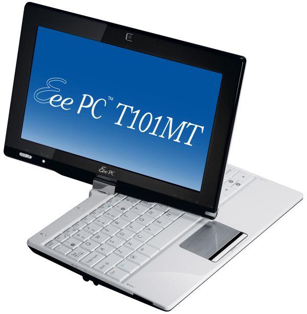 2-Asus-EeePC-T101MT-notebook-tablet Asus EeePC T101MT: Una nueva notebook-tablet con tres modos de funcionamiento