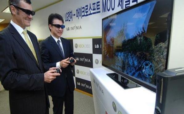 2-Juegos-3D-Xbox-360-LG-union Podremos jugar juegos 3D en la Xbox 360