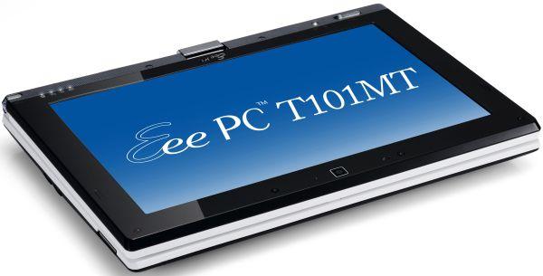 3-Asus-EeePC-T101MT-notebook-tablet Asus EeePC T101MT: Una nueva notebook-tablet con tres modos de funcionamiento