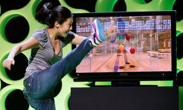 3-Project-Natal-juegos-Xbox-precio Un sensor de movimiento de Xbox 360 para jugar juegos sin control