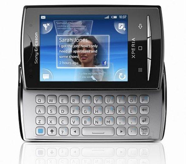 4-Sony-Ericsson-Xperia-X10-Mini-Pro-chico Sony Ericsson Xperia X10 Mini Pro: Un diminuto smartphone