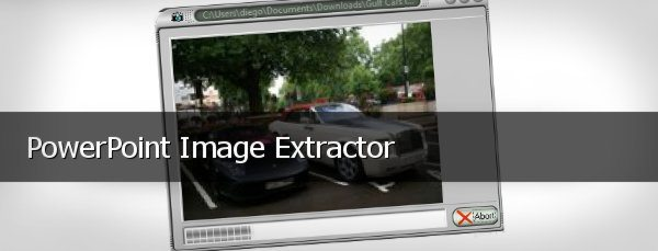 PowerPoint Image Extractor