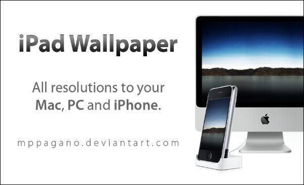 iPad wallpaperes - Para iPad, iPhone y Mac
