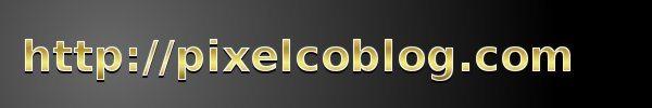 pixelcoblog.com - Nuevo dominio