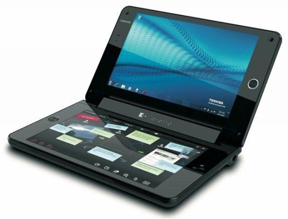 2-Toshiba-Libretto-W100 Toshiba Libretto W100: Una tablet con dos pantallas